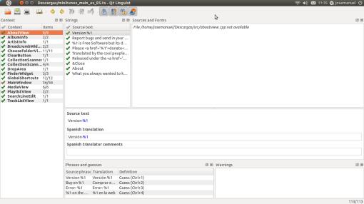 QT Linguist en Ubuntu